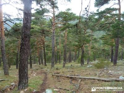 Cabeza Líjar; Cerro Salamanca; Cueva Valiente; viajes excursiones; viajes de montaña
